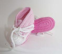 Tenis em croche , outras cores em > www.boludinhos.elo7.com.br