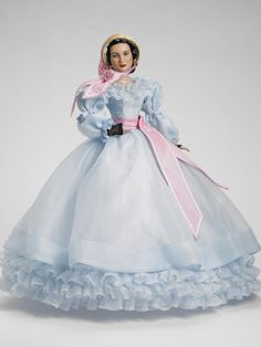 Miss Melly Hamilton - Gone With The Wind Collection - Tonner Doll Company