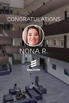 Repin this post to join us in congratulating Nona R. for being appointed Head of Talent Acquisition in North America.