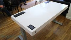 Stir's Kinetic Desk is a standing desk that learns your sitting habits, moves when you need a break (video)