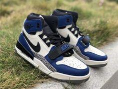 jordan legacy 312 storm blue for sale