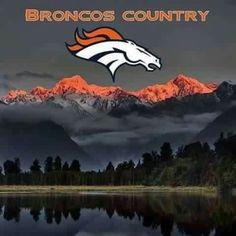 I chose this photo because I am a part of Broncos Country. Broncos Gear, Nfl Broncos, Denver Broncos Football, Football Memes, Football Baby, Sport Football, Broncos Stadium, Broncos Cheerleaders, College Football