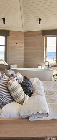 Amagansett Beach House by Meyer Davis