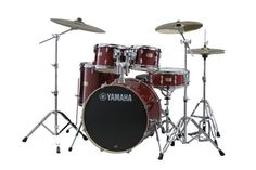 Yamaha Stage Custom Birch 5pc Drum Shell Pack  20 Kick Cranberry Red -- Be sure to check out this awesome product.Note:It is affiliate link to Amazon.