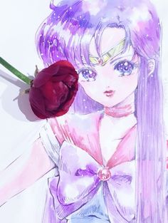 World of Eternal Sailor Moon — Fanart by あんじ. Sailor Moon Fan Art, Sailor Chibi Moon, Sailor Saturn, Sailor Moon Crystal, Sailor Venus, Sailor Mars, Crayola, Moon Pictures, Sailor Mercury