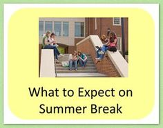 Autism Resource of the Week: Summer Break Social Story  - pinned by @PediaStaff – Please Visit  ht.ly/63sNt for all our pediatric therapy pins