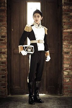 Jo Jung Suk...in uniform  King 2 <3s --- aahhh!!!! Give me time to put this on writing!!