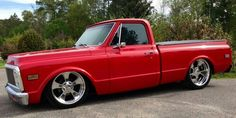 Classic. Chevy Pick up
