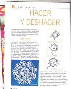 do and undo Needle Tatting, Needle Lace, Tenerife, Irish Crochet, Knit Crochet, Tatting Patterns, Irish Lace, Hand Embroidery Designs, Textile Design