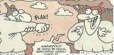Karikatür XL: ŞLAK!