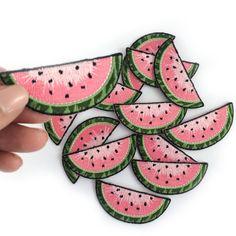 Patch de pastèque, melon d