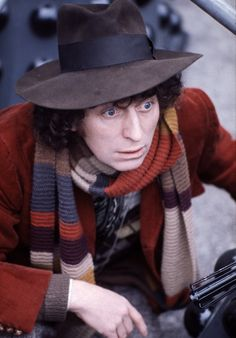 """The case of a woman who was strangled by her long scarf was linked to a '70s trend spurred by Tom Baker's version of the Doctor in the BBC TV show """"Doctor Who."""" #halloween #fashionvictims #doctorwho"""