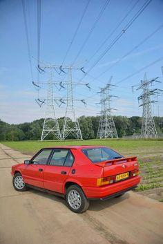 Alfa 33 qv Alfasud Sprint, Alfa Romeo Cars, Automobile, Vehicles, Nice, Classic, Vintage, Green, Car