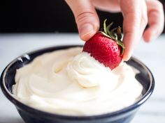 Even if you've never cared for the real deal, homemade Cool Whip is something everyone can love. It's silky smooth and rich, but quite a bit lighter than traditional whipped cream. The real kicker is that it's freezer-safe and stable at warmer temperatures as well, making it the perfect make-ahead accompaniment for cookouts and holiday trips where refrigeration isn't always an option.