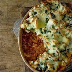 Shepherd's pie with garlicky kale mash Recipe | delicious.