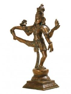 Nataraja Tandav Bronze Statue - 12 Inch
