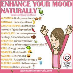 Enhance Your Mood Naturally