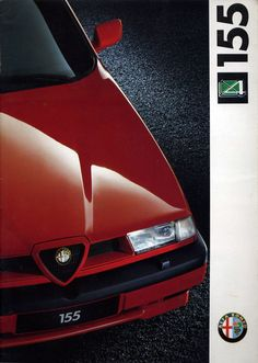 process-vision: 1993 Alfa Romeo 155