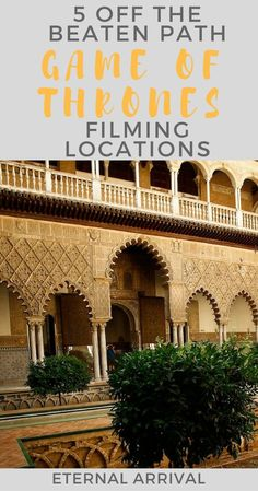 5 off the beaten path game of thrones filming locations