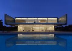 Casa de Alumínio / Fran Silvestre Arquitectos