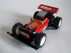 Hotshot Jr. by Aran (original) | Mini 4WD | #Mini4WD | #Tamiya