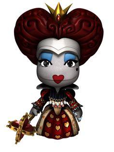 LittleBigPlanet sackgirl: Queen Elizabeth I.