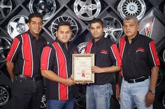 "Tiger Wheel & Tyre: Klerksdorp Chamber of Business Award - https://3d-car-shows.com/tiger-wheel-tyre-klerksdorp-chamber-of-business-award/ Tiger Wheel & Tyre is Klerksdorp's ""Best Family Business"" Just shy of a year after relocating to new premises, Tiger Wheel & Tyre Klerksdorp has received the ultimate thumbs up from the Wesvaal Chamber of Business. The store has been awarded the ""Best Family Business Award.""  ""It's a huge..."