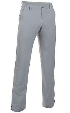 Pants 181137: New Under Armour Jordan Spieth Steel Grey Match Play Men S Pants Size 42 32 -> BUY IT NOW ONLY: $53.95 on eBay!