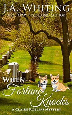 The Corgi-Lover's Guide to Cozy Mysteries and #cozymysteryday - SARAH JANE WELDON