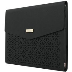 Kate Spade New York Perforated Envelope-Style Ipad Pro 9.7Inch Case ($58) ❤ liked on Polyvore featuring accessories, tech accessories and kate spade