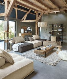 gorgeous living room designs ideas to try 1 ~ Modern House Design Interior Design Living Room, Living Room Designs, Living Room Decor, Rustic Living Rooms, Bedroom Decor, Ikea Bedroom, Cozy Bedroom, Bedroom Furniture, Casa Hygge