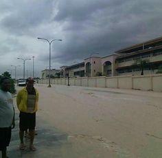 Centro de la UASD en Barahona suspende las labores docentes por las lluvias
