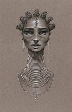 afrocentric art wallpaper - Google Search