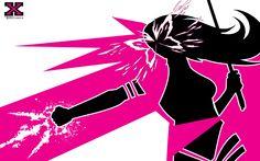 Psylocke Pink Is The New Black by TomKellyART.deviantart.com on @deviantART
