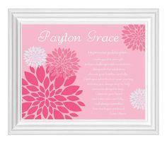GODDAUGHTER gift personalized  Custom Gift by KreationsbyMarilyn, $15.00