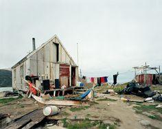 """'827 Nuussuaq, 07/2006 74° 06'45"""" N, 57° 03'32"""" W.' © Olaf Otto Becker. Image courtesy of Huxley-Parlour Gallery."""