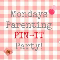 Come join in the weekly #parenting pin it party #linky on the blog today...find new friends and followers on #pinterest