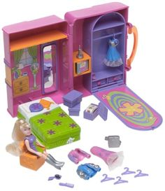 2000 MATTEL POLLY POCKET FASHION POLLY CARRYING CASE PURSE - Google Search