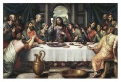 All the Last Supper Paintings | The Last Supper Prints by Juanes at AllPosters.com