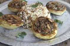 Taste of Beirut – Artichoke bottoms stuffed with meat (ardeeshowkeh bel-laham)