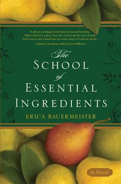 A national bestseller about a chef, her students, and the evocative lessons that food teaches about life Once a month, eight students gather in Lillian's restaurant for a cooking class. The students come to learn the art behind Lillian's soulful dishes, but it soon becomes clear that each seeks a recipe for something beyond the kitchen.