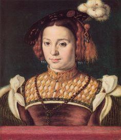 16th century Spanish court dress