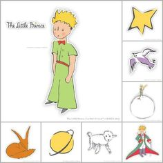 the little prince wall stickers walls360