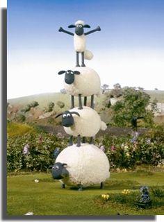 SuperChouette: Shaun le Mouton