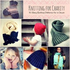 Knitting for Charity: 30 Easy Knitting Projects for a Cause— Here at AllFreeKnitting, we believe in giving back. On our site, we have plenty of knitting charities waiting for your donations. There are also plenty of other charities out there that wouldn't turn away your heartfelt knits.