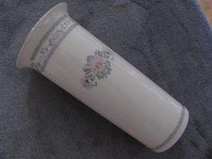 Lenox CHARLESTON 7 porcelain vase by MostlyAwesomeStuff on Etsy