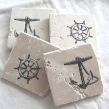 Image result for nautical coasters
