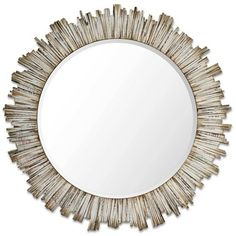 Amazoncom Extra Large CELTIC KNOT Round Wall Mirror Silver Gold