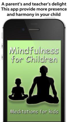 Mindfulness for Children - Meditations for kids by Jannik Holgersen