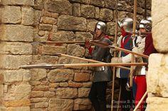 """Фестиваль """"Brancion 1475:""""battle for the Duke"""" Брансьон, Франция, 10-14 июля 2014."""